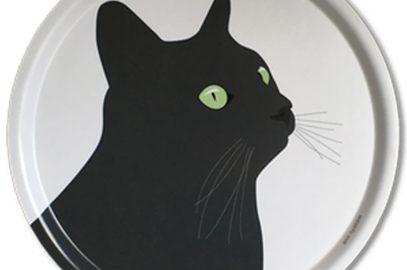 Kattbricka från Ann Nyström Design